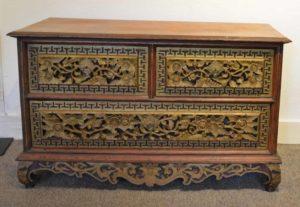 Sumatra, Palembang, Cabinet