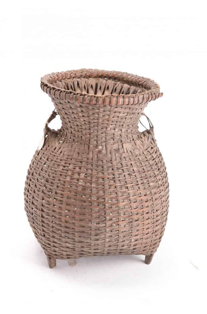 Asian basket for fish