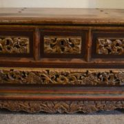 Palembang Sumatra Cabinet