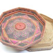 Sulawesi Bone Basket Indonesia art basketry