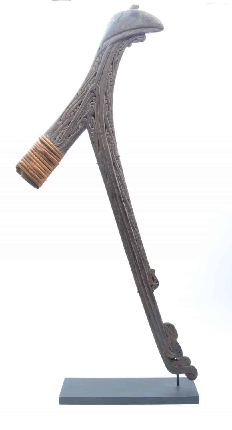 Massim ceremonial axe