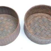 Basket from Southeast Asia